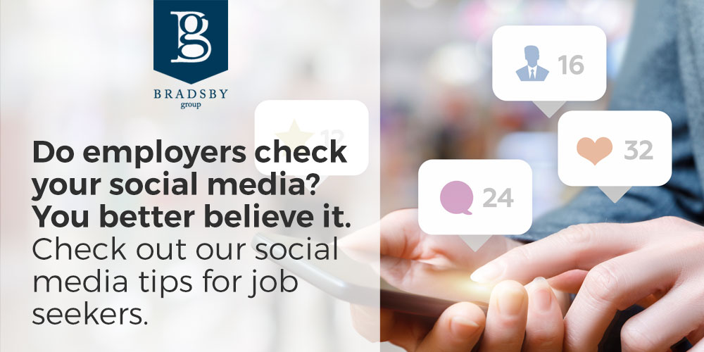 Do employers check your social media? You better believe it. Check out our social media tips for job seekers
