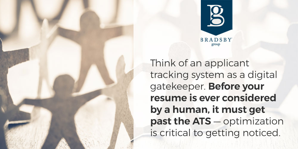 Think of an applicant tracking system as a digital gatekeeper. Before your resume is ever considered by a human, it must get past the ATS — optimization is critical to getting noticed.