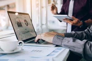 executive search finance
